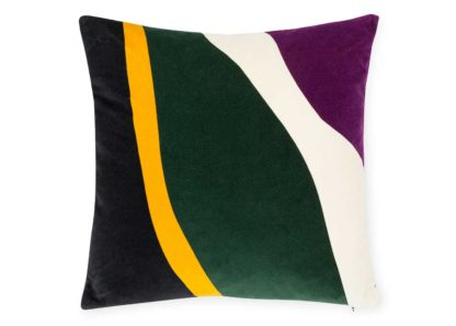 An Image of One Nine Eight Five Velvet Shape Cushion
