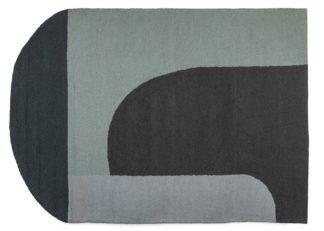 An Image of Linie Design Vercelli Moss Rug 140 x 200cm