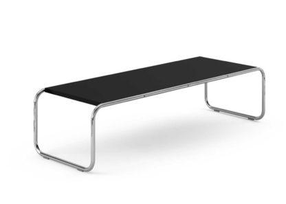 An Image of Knoll Laccio Rectangular Coffee Table