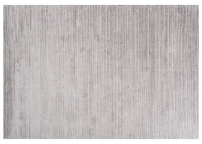 An Image of Linie Design Cover Rug Grey 170 x 240cm