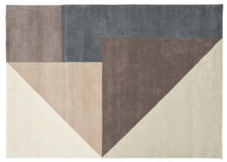 An Image of Linie Design Arguto Rug Mixed 170 x 240cm