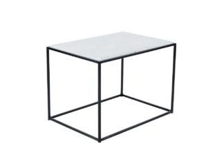 An Image of Heal's Tower Side Table Marble