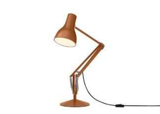 An Image of Anglepoise Type 75 Desk Lamp Margaret Howell Sienna
