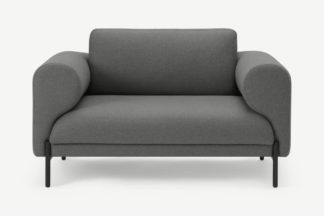 An Image of Orsel Loveseat, Elite Grey
