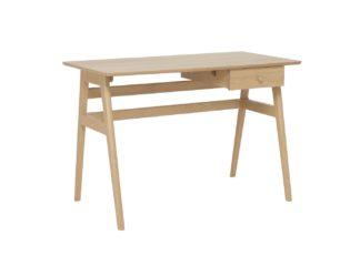An Image of Ercol Ballatta Desk Oak