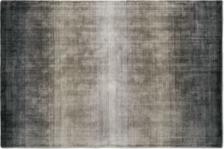 An Image of Tonos Graded Viscose Rug, Large 160 x 230cm, Warm Grey