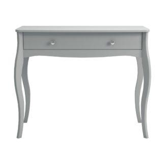 An Image of Baroque Grey Vanity Unit Grey