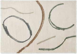 An Image of Mariyah Pile Rug, Large 160 x 230cm, Multi