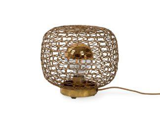 An Image of Ligne Roset Jali Table Lamp Gold