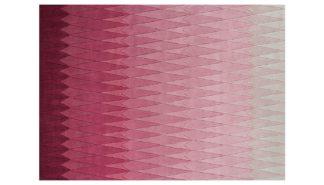 An Image of Linie Design Acacia Rug Pink 200 x 300 cm