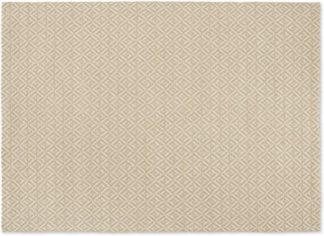An Image of Mira Flatweave Rug, 160 x 230cm, Soft Taupe