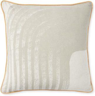 An Image of Maali Linen Blend Cushion 55 x 55cm, Natural
