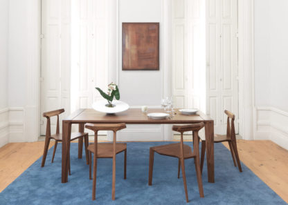 An Image of Wewood Raia Dining Table Oak