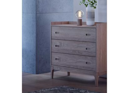 An Image of Heal's Morten Three Drawer Chest