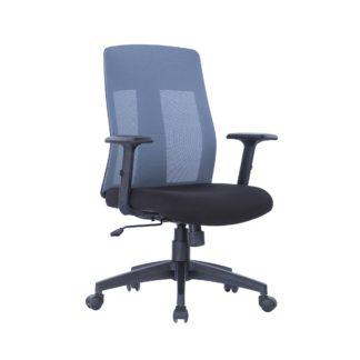 An Image of Laguna Office Chair Grey