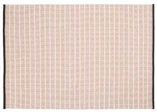 An Image of Linie Design Revelin Rug Rose
