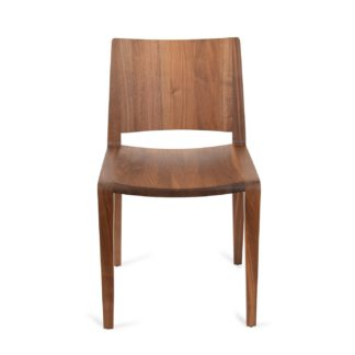 An Image of Riva 1920 Voltri Chair Walnut