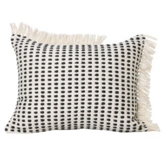 An Image of ferm LIVING Way Recycled Cushion
