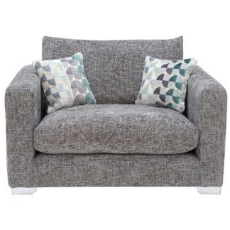 An Image of Fontella Snuggle Chair, Foam Interiors