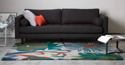 An Image of Mirto Hand Tufted Wool Rug, Large 160 x 230 cm, Multi