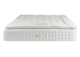 An Image of Heal's Classic Natural Pillowtop Mattress 2800 Super King