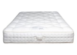 An Image of Heal's Classic Natural Pashmina Mattress 2400 Super King