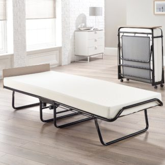 An Image of Supreme Memory Foam Folding Bed Black
