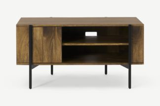 An Image of Morland Compact TV Unit, Mango Wood