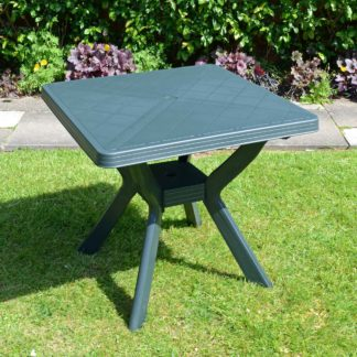 An Image of Trabella Turin Table Green