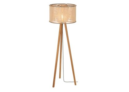 An Image of Cage Floor Lamp