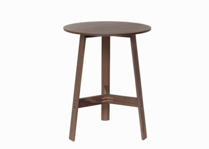 An Image of SCP Jethro Side Table Walnut