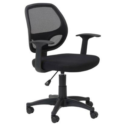 An Image of Davis Office Chair Black