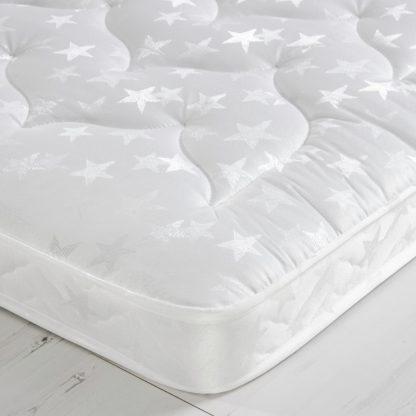 An Image of Argos Home Elliott Comfort Anti Allergy Kids Mattress