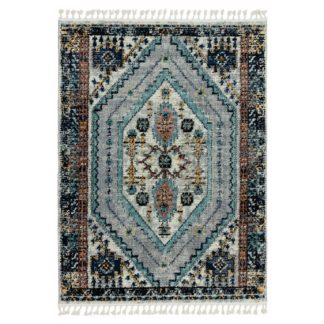 An Image of Asiatic Cyrus Persian Shaggy Rectangle Rug - 120x170cm