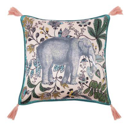 An Image of Argos Home Elephant Cushion