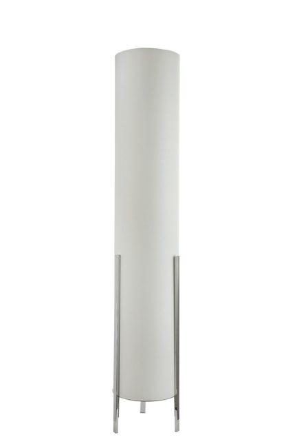 An Image of Argos Home Column Floor Lamp - White