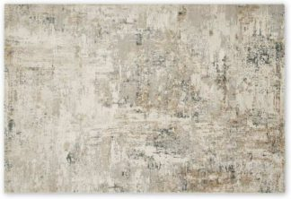 An Image of Epicoco Luxury Viscose Rug, Large 160 x 230cm, Antique Gold