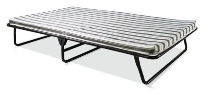 An Image of Jay-Be Value Folding Bed Rebound e-Fibre Mattress- Small Dbl