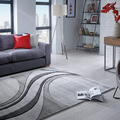 An Image of Mirage Rug Ochre