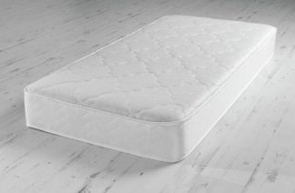 An Image of Argos Home Elmdon Sprung Memory Foam Rolled Single Mattress