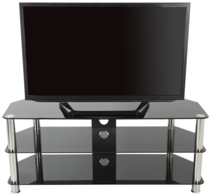 An Image of AVF Classic Up to 60 Inch TV Stand - Black