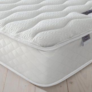 An Image of Silentnight 1000 Pocket Luxury Single Mattress