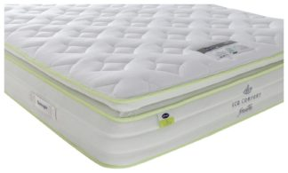 An Image of Eco Comfort Breathe 2000 Pillowtop Single Mattress