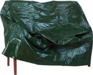 An Image of Argos Home Heavy Duty 4ft Garden Bench Cover