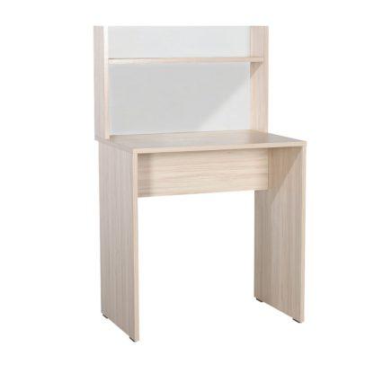 An Image of Lloyd Pascal 1 Shelf Office Desk - Two Tone
