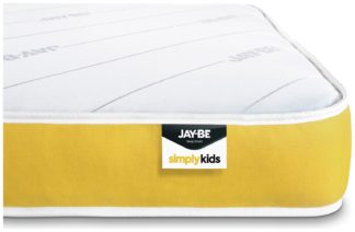 An Image of JAY-BE Pocket Sprung Kids Single Mattress