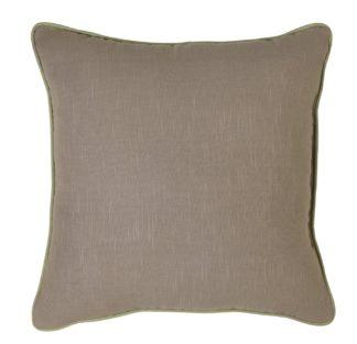 An Image of Habitat Cushion 2 Pack - Grey