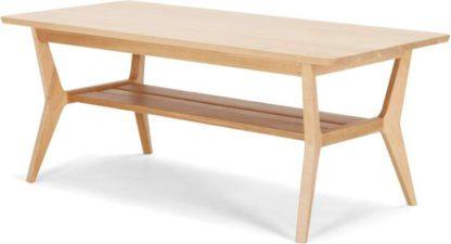 An Image of Jenson Coffee Table, Oak