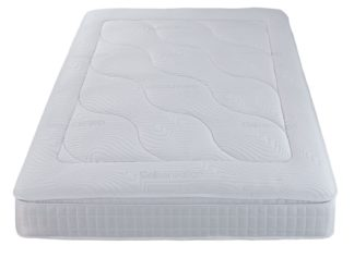 An Image of Sleepeezee Gel 1600 Pillowtop Mattress - Superking