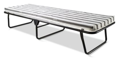 An Image of Jay-Be Value Folding Bed Rebound e-Fibre Mattress - Single